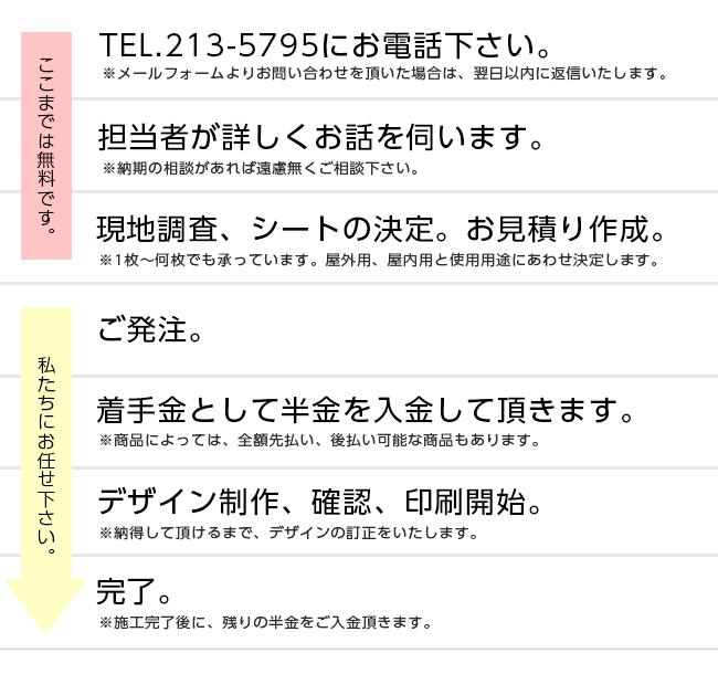 ステッカー・カッティングシート_お申し込み方法