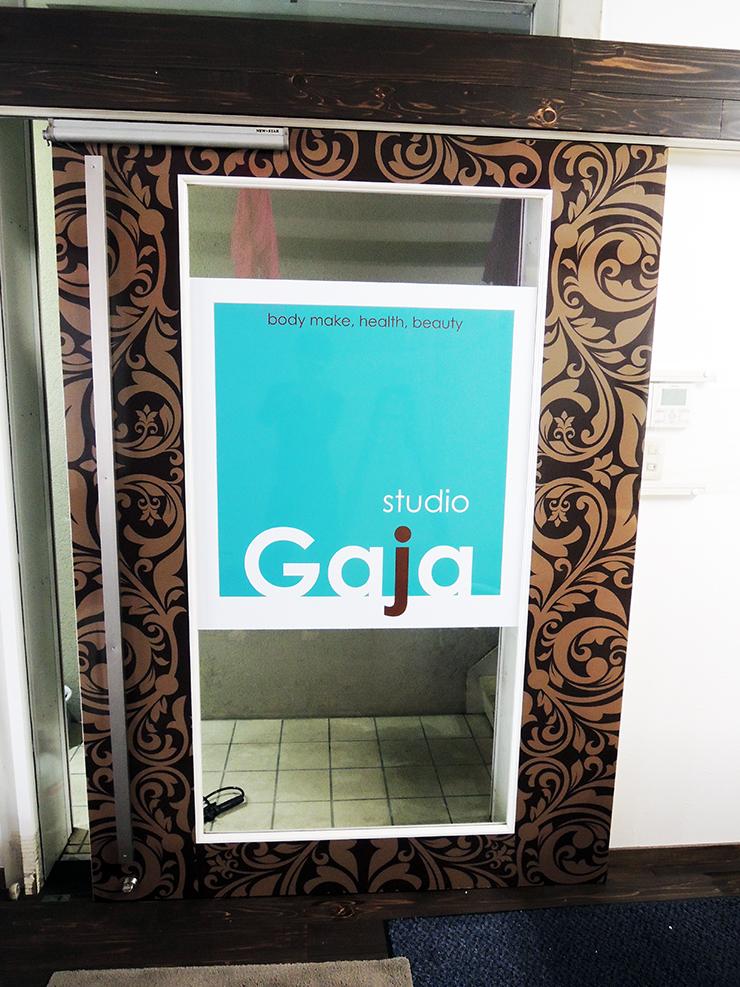 271006 1 - ヨガスタジオの開店にともない、看板施工を担当しました。