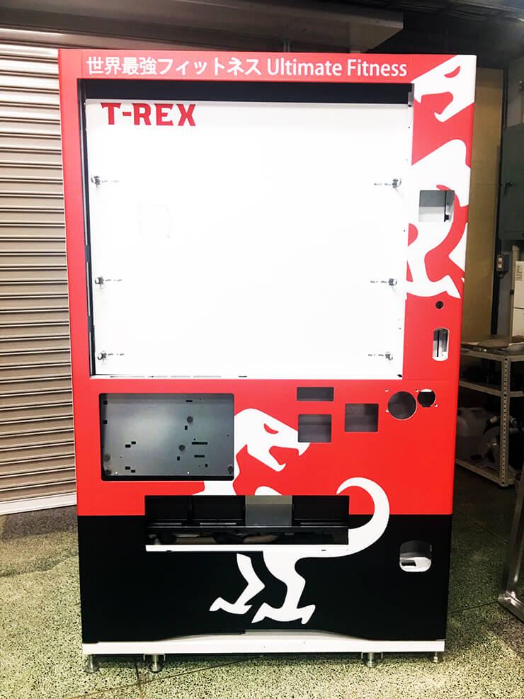 310418 自販機 ラッピング - 世界に一台しかない自販機を。自動販売機のラッピングを担当しました。(デザインから出来上がるまでの流れも少し公開!!)